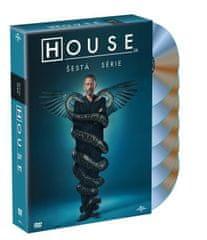 Dr. House 6. série (6x DVD) - DVD