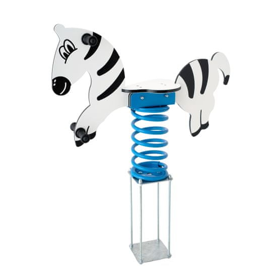 SAPEKOR Pružinové houpadlo zebra