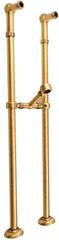 Reitano Rubinetteria Antea pripojenie pe ištaláciu vaňovej batérie do priestoru (pár), bronz (9846)