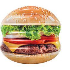 Intex Napihljiva blazina Hamburger
