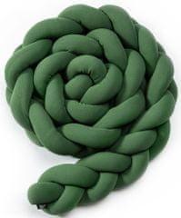 Eseco Pletený mantinel 360 cm olive