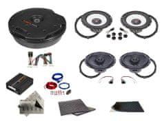 Audio-system SET - kompletní ozvučení Bestaudio Premium do Peugeot 5008 (2009-2016)