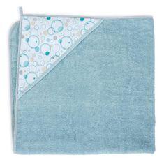 Ceba Baby ręcznik z kapturem frotte Printed Line 100 x 100 Bubbles Ceba