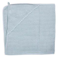Ceba Baby ręcznik z kapturem frotte Printed Line 100 x 100 Mist Blue Ceba