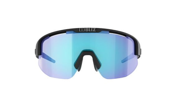 Bliz Matrix Nano Optics Black Coral w Blue Multi NORDIC LIGHT - 52104-13N