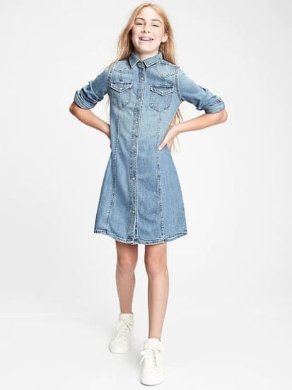 Gap Jeans Obleka