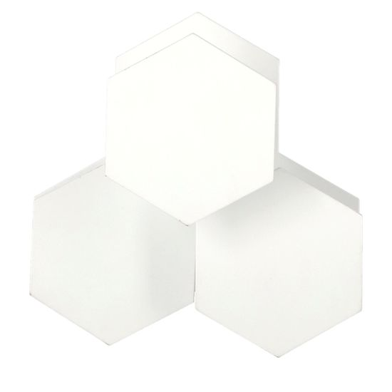 shumee Wieszak Bloom biały