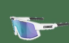 Bliz Vision Matt White Smoke w Blue Multi - 52001-03 sončna očala