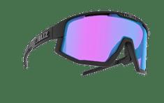 Bliz Fusion Nano Optics Black Begonia w Blue Multi Nordic Light - 52105-14N sončna očala