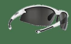 Bliz Motion White Smoke with Silver Mirror - 9060-01