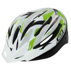 Sulov Alessia kolesarska čelada, zelena, L