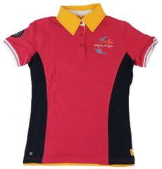 MAYA MAYA Ženska polo majica - Keisha polo, rdeča, L