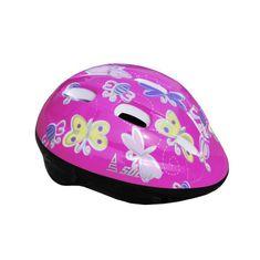 Sulov Junior kolesarska čelada, roza, S