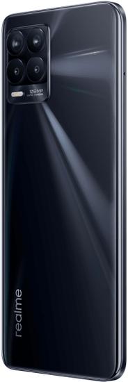 realme 8 Pro, 8GB/128GB, Punk Black