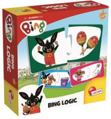 Lisciani Bing puzzle - párok