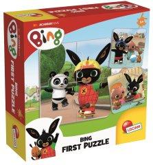 Lisciani Bing Moje první puzzle 8x4 dílky