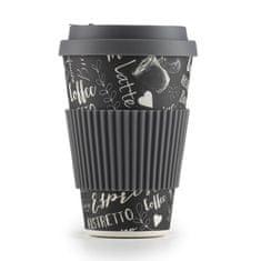 Rosmarino šalica za kavu id bambusa, 400 ml, Black Coffe
