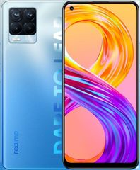 realme 8 Pro, 8GB/128GB, Infinite Blue