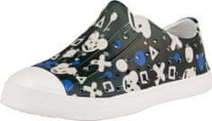 Coqui Star White/Sea blue mouse fantovske teniske, 24, črne