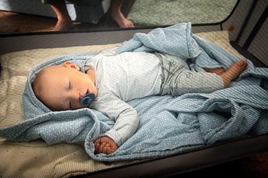 Hauck Sleep N Play Go Plus potovalna postelja