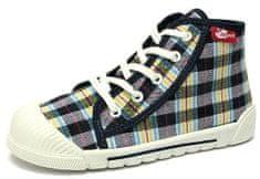 Ren But gyerek magasszárú tornacipő 33-381_S -0583 -0583, 27, színes