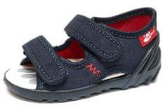Ren But dječje platnene sandale 13-112NP-1325, 22, tamno plave