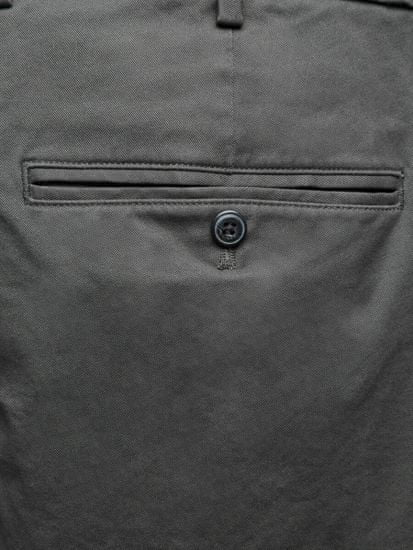 Gap Hlače modern khakis in slim fit with Flex