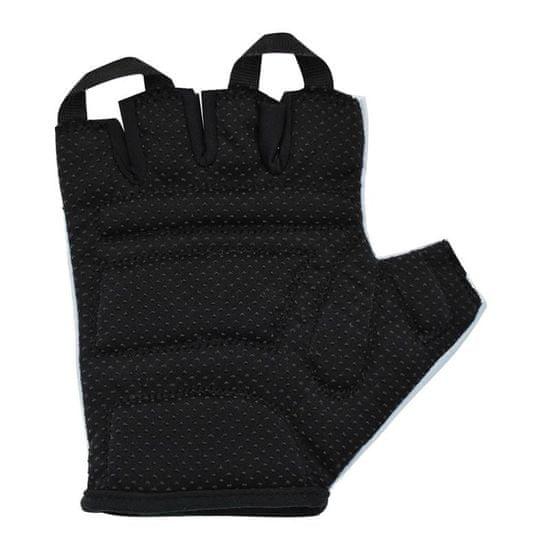 Sulov Senior kolesarske rokavice, črno-sive