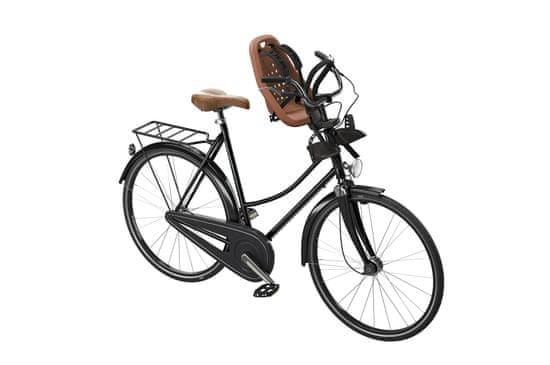 Thule Yepp Mini otroški kolesarski sedež, rjav (12020106)