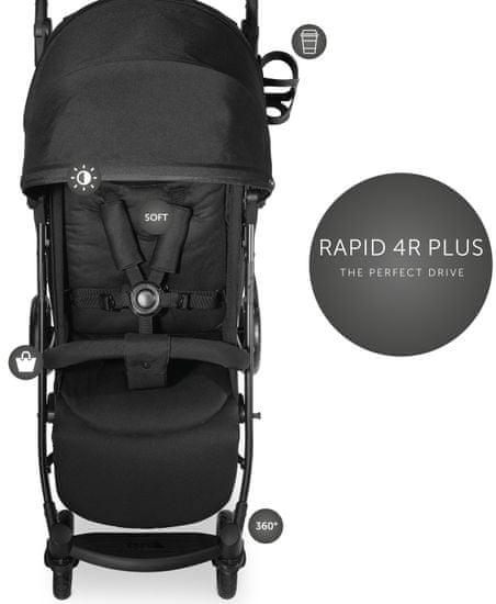 Hauck Rapid 4R Plus sportska kolica
