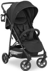 Hauck wózek sportowy Rapid 4R Plus black 2021