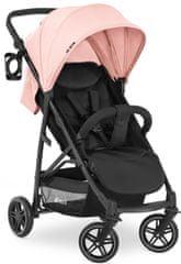 Hauck wózek sportowy Rapid 4R Plus rose 2021