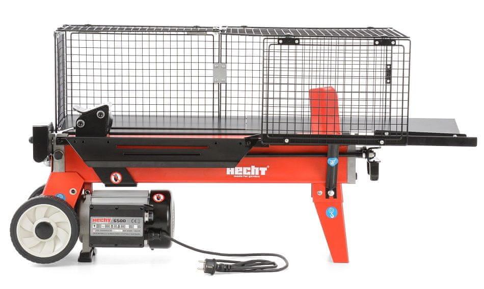 Hecht 6500 Horizontální štípačka na dřevo 2,2 kW