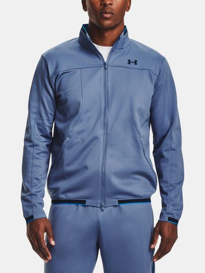 Under Armour Jakna UA Recover Knit Track Jacket-BLU