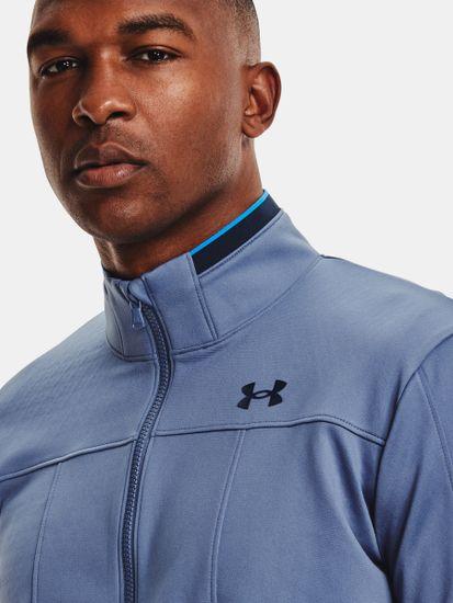 Under Armour Jakna UA Recover Knit Track Jacket-BLU