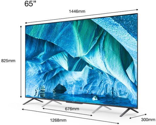 TCL 65C725 QLED 4K televizor