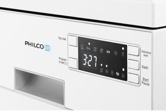Philco myčka nádobí PD 114 WE + bezplatný servis 36 měsíců