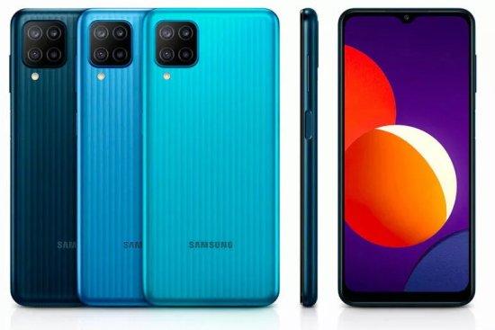 SAMSUNG Galaxy M12, 4GB/64GB, Green