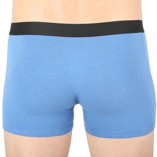 Nur Der 2PACK pánské boxerky vícebarevné (827756 - mintg/blau)
