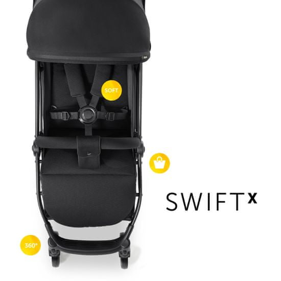 Hauck Swift X 2021 športni voziček