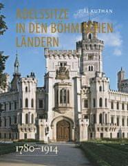 Adelssitze in den Böhmischen Ländern 1780 - 1914