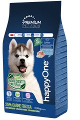 happyOne Premium Junior 4 kg