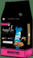 happyOne Mediterraneum Sterilized Cat Sardine 7 kg