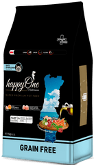 happyOne Mediterraneum Sterilized Cat 7 kg