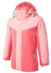 Bejo Trino II Kdb jakna za djevojčice, ružičasta, 110