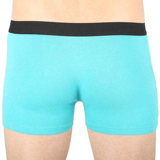 Nur Der 2PACK pánské boxerky vícebarevné (827756 - navy/turkis)