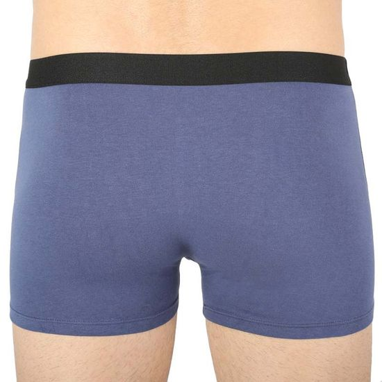 Nur Der 2PACK pánské boxerky vícebarevné (827756 - DK.BL/RO D BL)