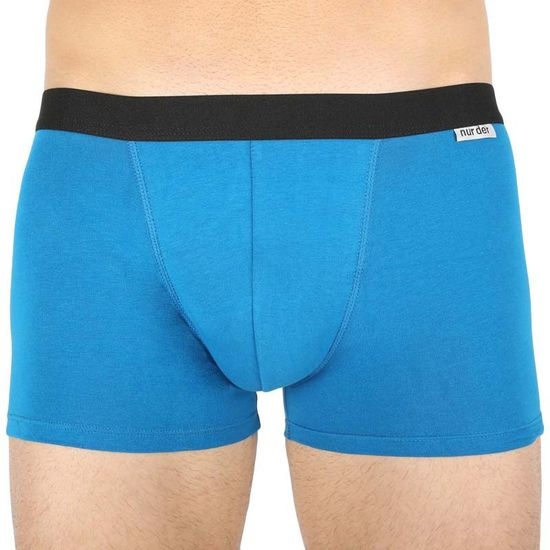 Nur Der 2PACK pánské boxerky vícebarevné (827756 - grau/blau)