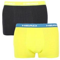 Head 2PACK pánske boxerky viacfarebné (891003001 008) - veľkosť M