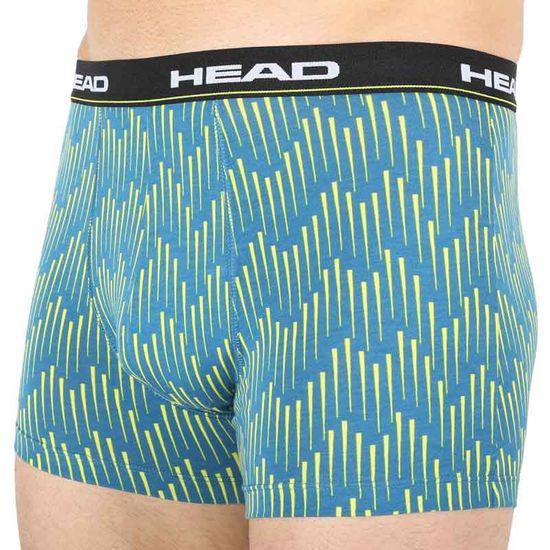 Head 2PACK pánske boxerky modré (100001415 002)